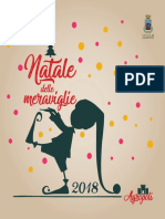 Natale Agropoli, Brochure 2018