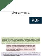 Gmp Australia Dan Munculnya Ich