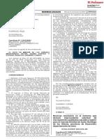 Revocan resolución en el extremo que declaró improcedente solicitud de inscripción de candidatos a alcalde y regidor para el Concejo Distrital de Santo Domingo de los Olleros provincia de Huarochirí departamento de Lima