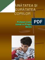 strainatateasisinguratateacopiilor.ppt