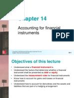 ACCG871 Week 10 Financial Instruments [Autosaved]