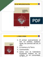 Guía de Implementación Del Calendario Ecuatorial Andino (1)