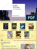 Presentation Harry Potter