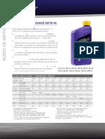 Pds API Motor Oil