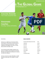 Issue 8 - Coaching the Global Game Magazine - September 2014