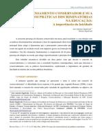 Pensamento conservador e educação.pdf