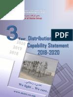 Capability Statement 2018-2020