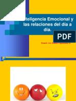 Inteligencia Emocional en El Trabajo Ofj