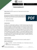 Calculo III - Producto Académico