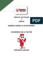 Feria de Las Pulgas