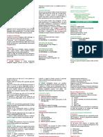 Carta Servizi Radiologia Fiorenzuola