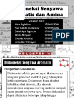 Diskoneksi Aromatis Dan Amina