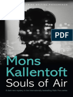 Souls of Air (Malin Fors 7) (2016) - Mons Kallentoft