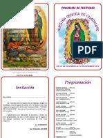 Programa Tony Guadalupe