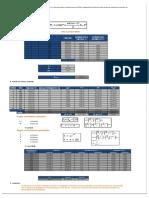 Calculo de Poblacion Por Metodos Incrementos Variables, Minimos Cuadrados