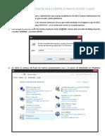 Tutorial de Instalacion de Java 6 Update 24 Para El Acceso a Siace