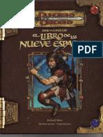D&D 3.5 COMBATE El Libro de Las Nueve Espadas