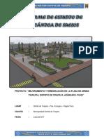 Tdr Supervision Cusco Uyucani