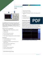 TBS1000B Series Oscilloscope Datasheet 3GW30004 (1)