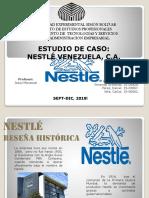 NESTLE, ADMINISTRACION EMPRESARIAL (Perez Javier, Pimentel Armando, Perez Daniel, Vela Carlos).pptx
