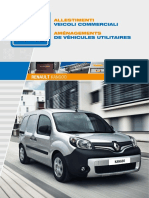 Renault Kangoo Allestimenti Amenagements Storevan Itfr