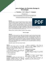 MODELO ARTIGOS PGDesign