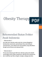 Obesity Therapy