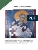 10 Seitas Cristãs Antigas Bizarras