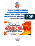Cover Dokumentasi Active Jam
