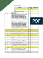 Daftar Penilaian Dokumen Pelayanan Pasien