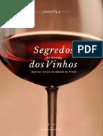 Segredos dos Vinhos