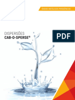 Brochure CAB O SPERSE Dispersions