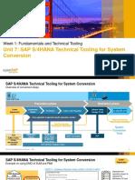 OpenSAP s4h11 Week 01 Unit 07 System Presentation