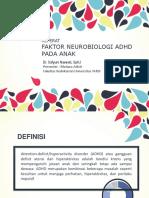 Referat ADHD