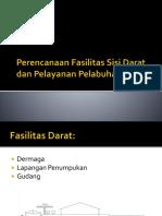 Perencanaan Sisi Darat Dan Pelayanan Pelabuhan Mg45678dst