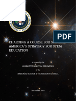 STEM Education Strategic Plan 2018