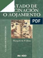 Tratado de Fascinación o Aojamiento (Villena)