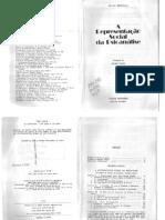 A Representação Social da Psicanálise - Serge Moscovici.pdf