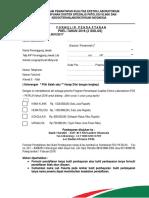 Form Regist 2018