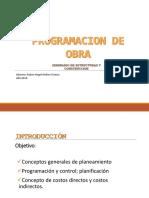 Programacion de Obra (2)