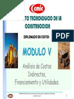 CMIC 05 Análisis de Costos Indirectos, Finaciamiento y Utilidad.pdf