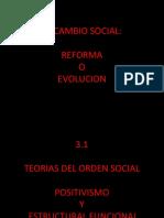 SOCIAISMO, POSITIVISMO