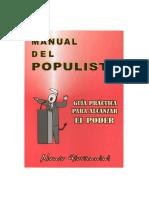 14. Manual Del Populista