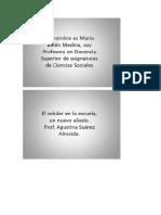 Diapositivas El Celular en La Escuela