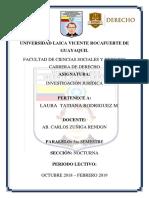 Breve analisis de las Constituciones del Ecuador 1835-1929-1998