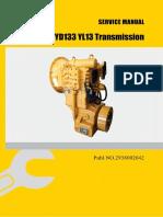 YD13 YD133 YL13 Transmission Service Manual.pdf
