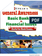 Genral Awareness Bank _ Finance Upkar