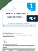 5 Plan Bimestral 4 1ro Primaria