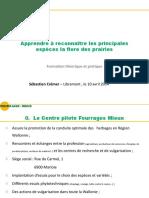 Crémer 2014 - Apprendre à Reconnaître Les Principales Espèces de La Flore Des Prairies