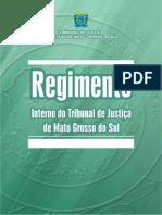 regimento TJMS